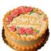 Orange Cake Half kg