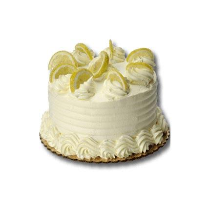 Zesty Lemon Cake