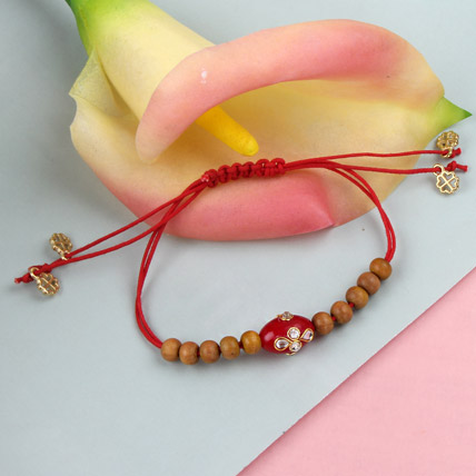 Blessings Sandalwood Rakhi TUR