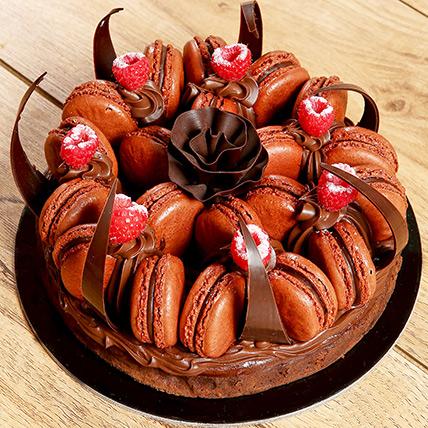 Chcocolate Macaronade