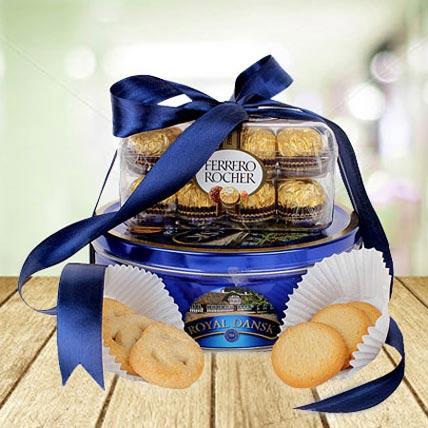 Choco Cookie Delight