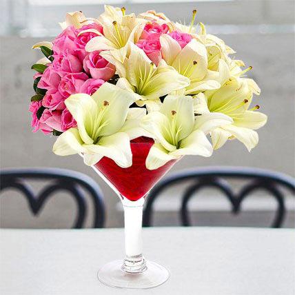 Floral Margarita