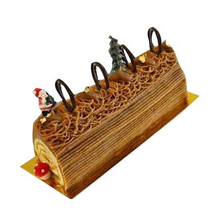 Mont Blanc Cake