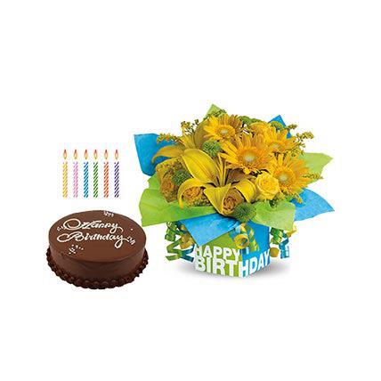 Sunny Birthday Bouquet