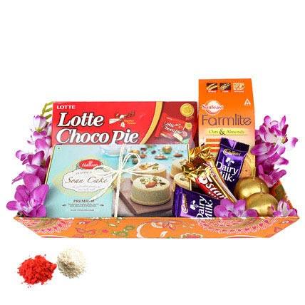 Sweet n Chocolaty Hamper UAE