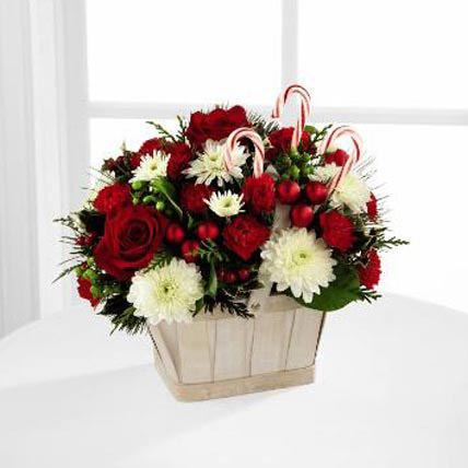 The White Candy Bouquet