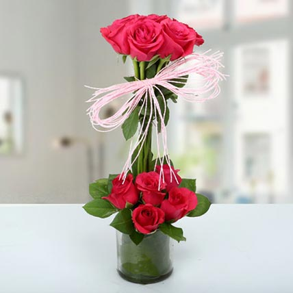Two Storied Floral Arrangement