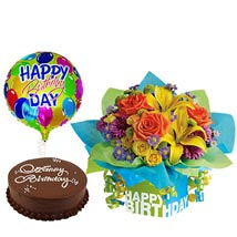 Wondrous Wishes Birthday Surprise
