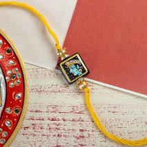 Classic Embellishment: Rakhi to UAE