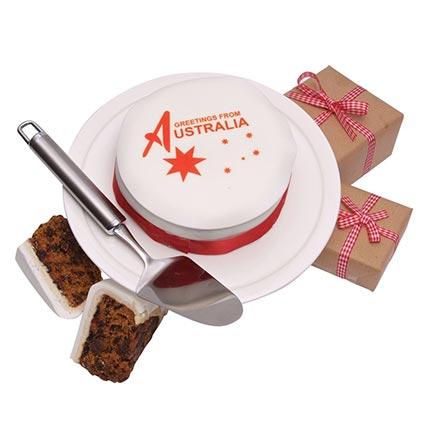 Australian Greetings Cake