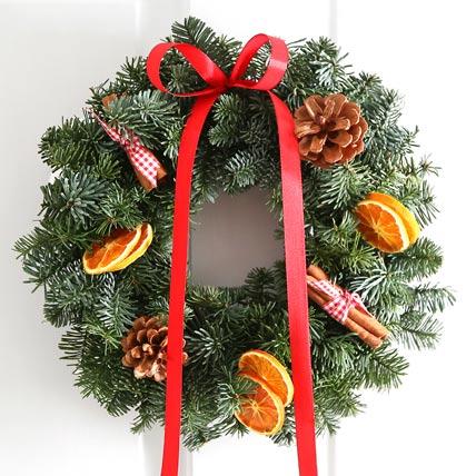 Fragrant Wreath