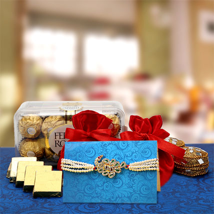 Joy of happiness Rakhi Hamper