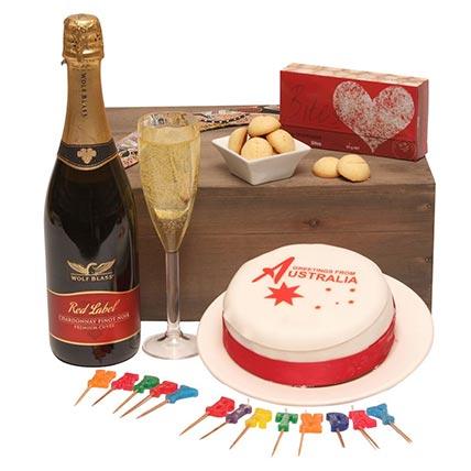 Oz Birthday Greetings To The Uk