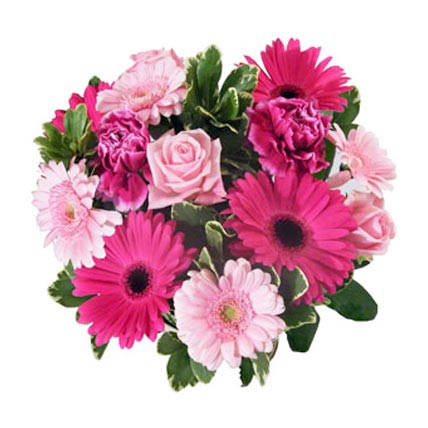 Pink Baby Girl Bouquet
