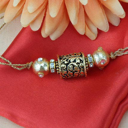 Perfect Antique Rakhi UKR