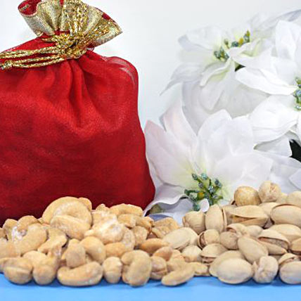 Bhaidooj Wishes with Dry fruits special