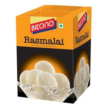 Bikano Rasmalai