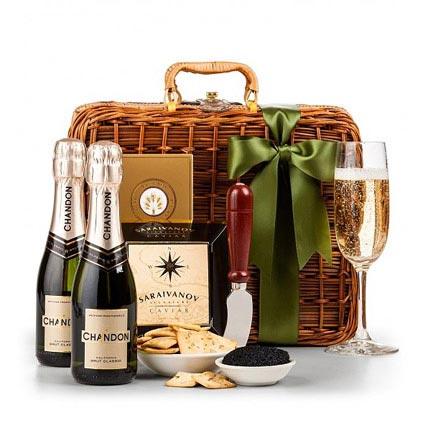 Champagne n Caviar Luxury