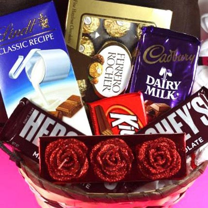 Chocolate Diwali Gift Pack