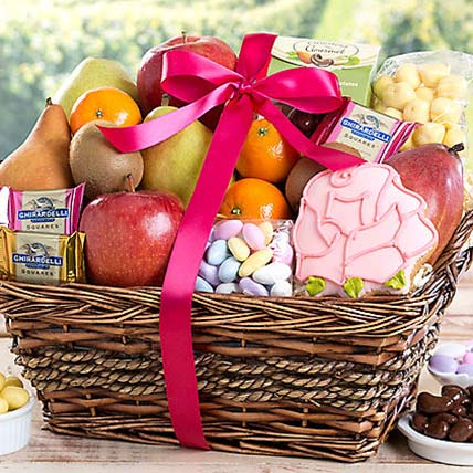 Fruit and Sweets Assortment