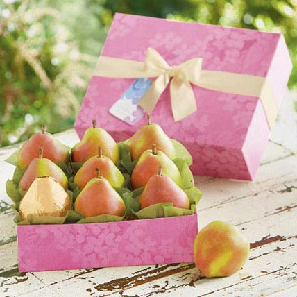 Mothers Day Pear Gift Box