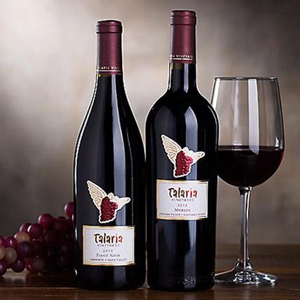 Talaria Sonoma Red Wine Duet