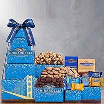 Ghirardelli Tower: Chocolates