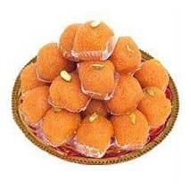 Motichoor Ladoo: Send Diwali Gifts to USA