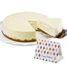 New York Cheesecake: Send Cakes to California